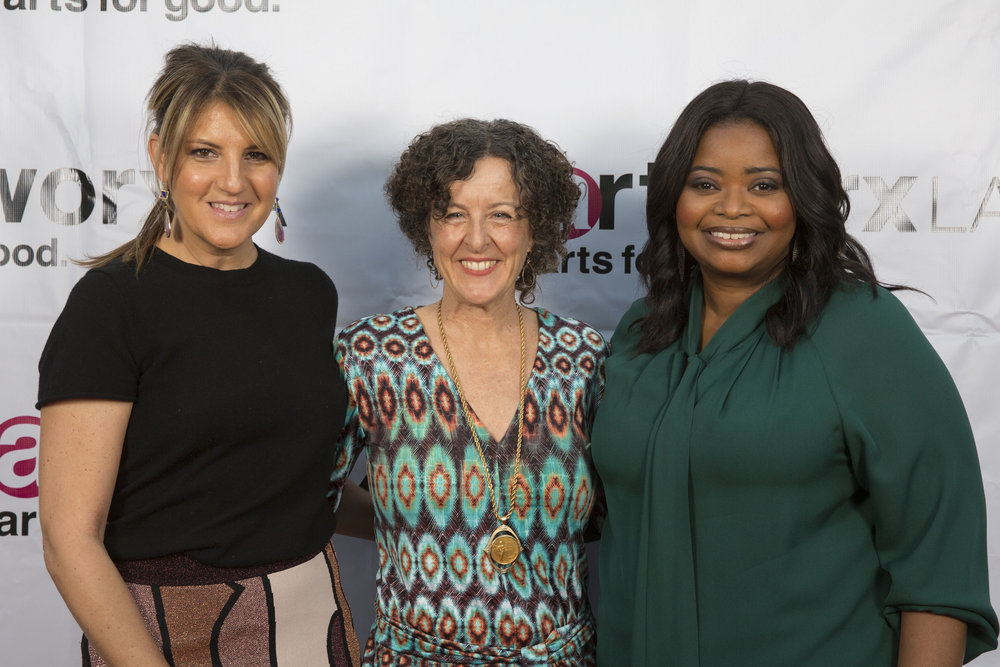 Paige Tolmach - Cynthia Campoy Brophy - Octavia Spencer.jpg