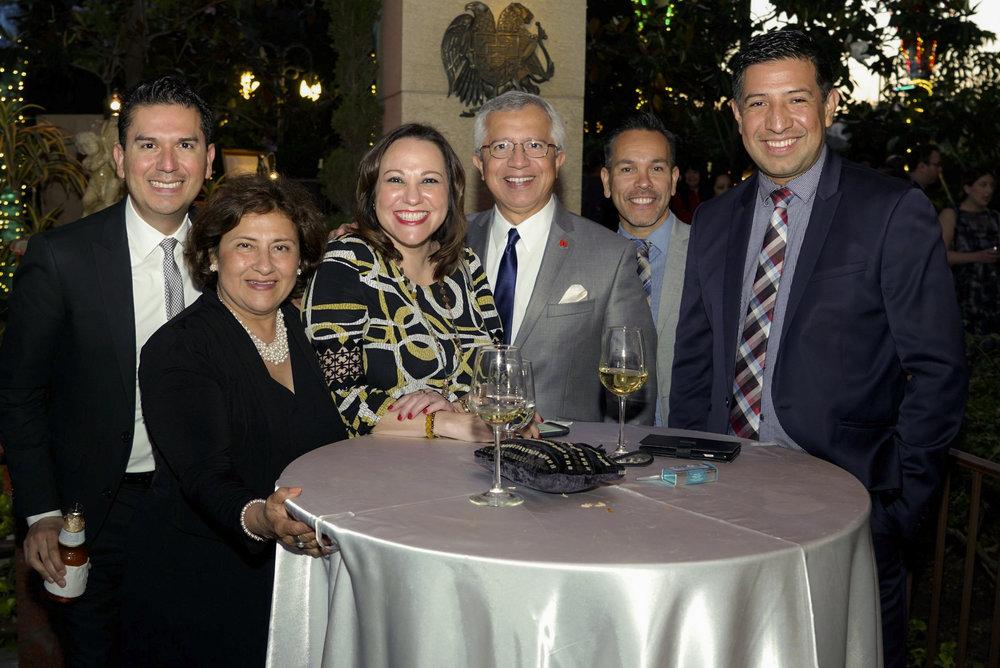 Rossina Gallego - Oscar Dominguez - Illiana Gordillo - Gabriel Gonzalez - Carlos Jimenez.jpg