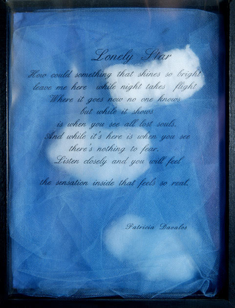 "A poem and artwork by Patricia Davalos for  ""OZONE"""