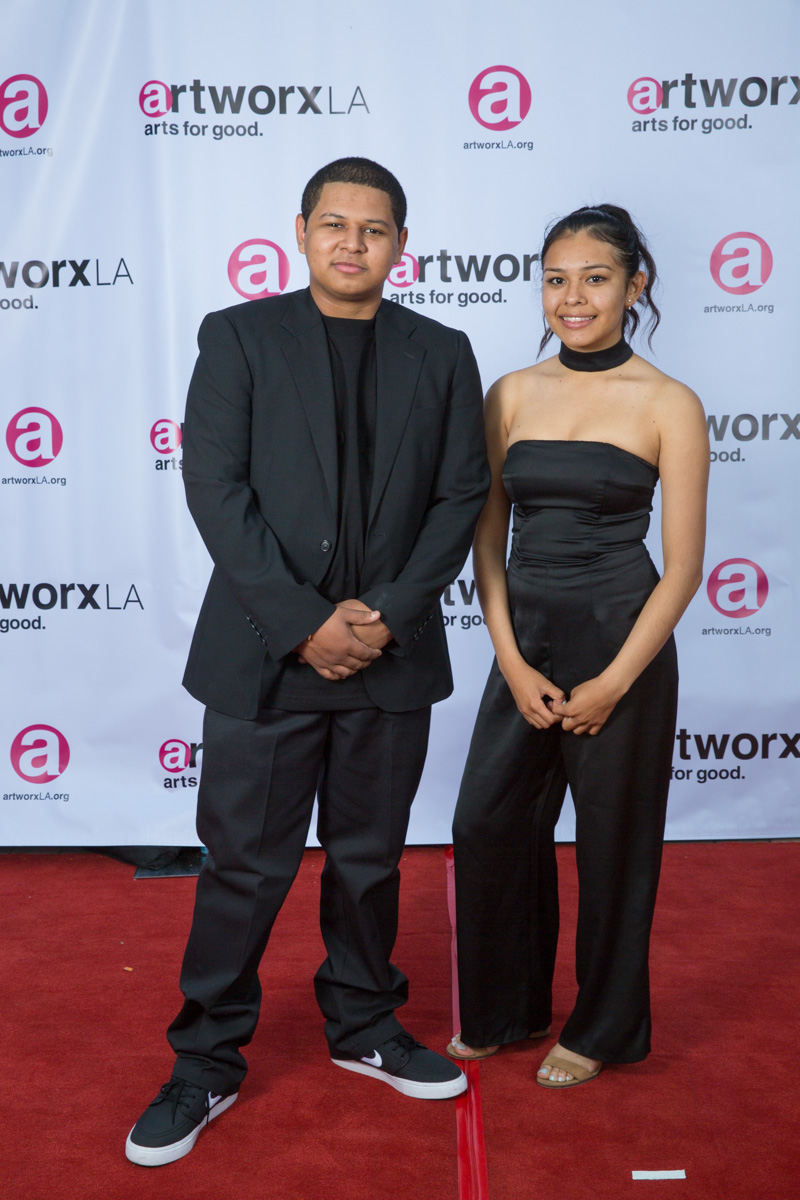 Jonathan Mayorga and Brisa Navarrette