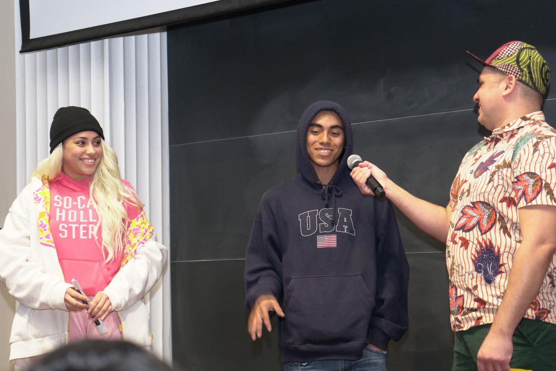 Elac Winter 2020.Winter Public Presentation Students Present At Vincent