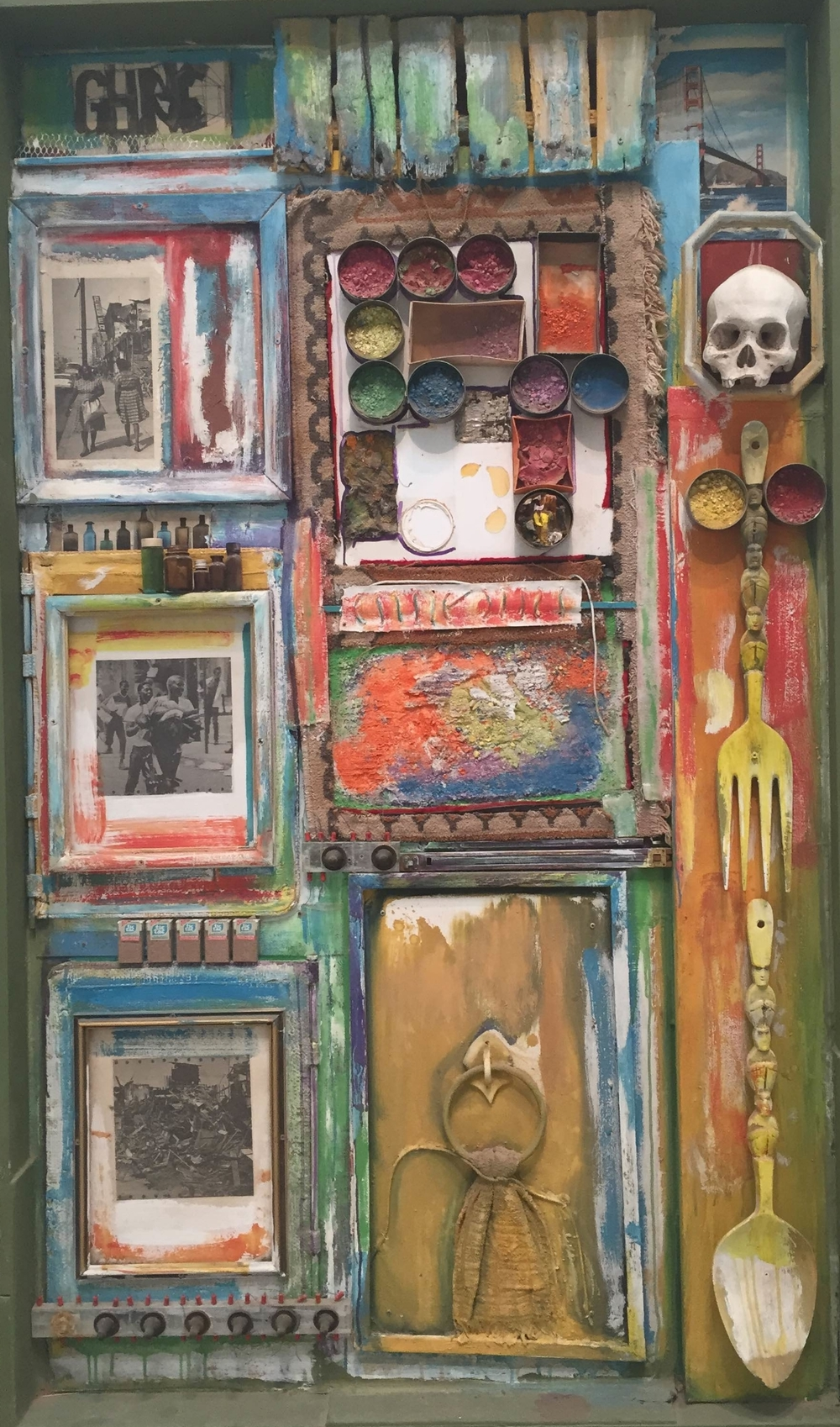 Noah Purifoy,  Summer of 1965
