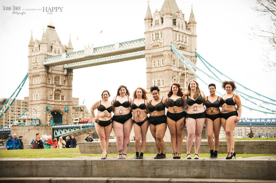 Body Love in London, United Kingdom