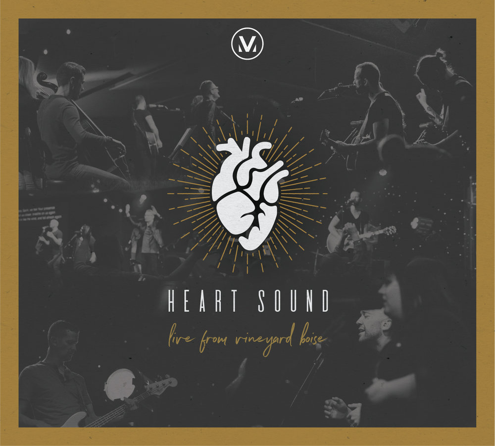 "Vineyard Worship -""Heart Sound: Live from Vineyard Boise"" - 2018 - producer, studio engineer, KEYS, SYNTH, ELECTRIC GUITAR, ACOUSTIC GUITAR(GOD WITH ME), SONGWRITER (READY, SONG OF HEAVEN, GOD WITH ME, SAFE)"
