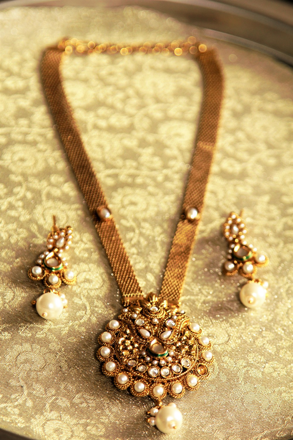Goldness of Gold Necklace