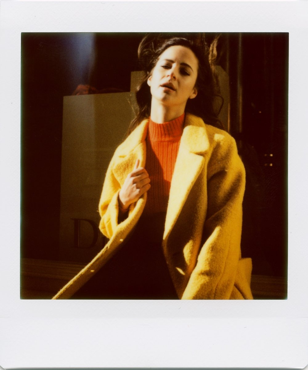 For 100 hours exhibition, I was invited by Lomography to take the new Lomo's instant square camera for a test run. What an amazing experience. Link for full set and interview with Lomography.