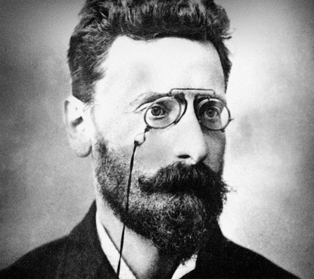 Joseph Pulitzer, immigrated in 1864 from Hungary
