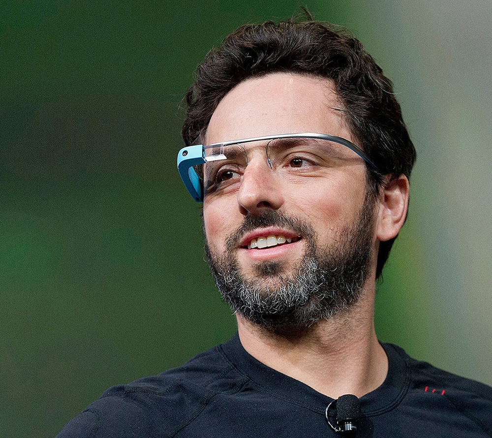 Sergey Brin, immigrated in 1979 from Russia
