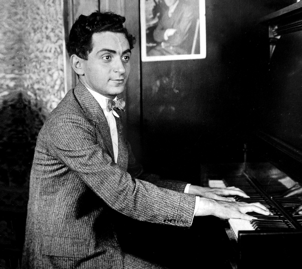 Irving Berlin immigrated from Russia in 1893