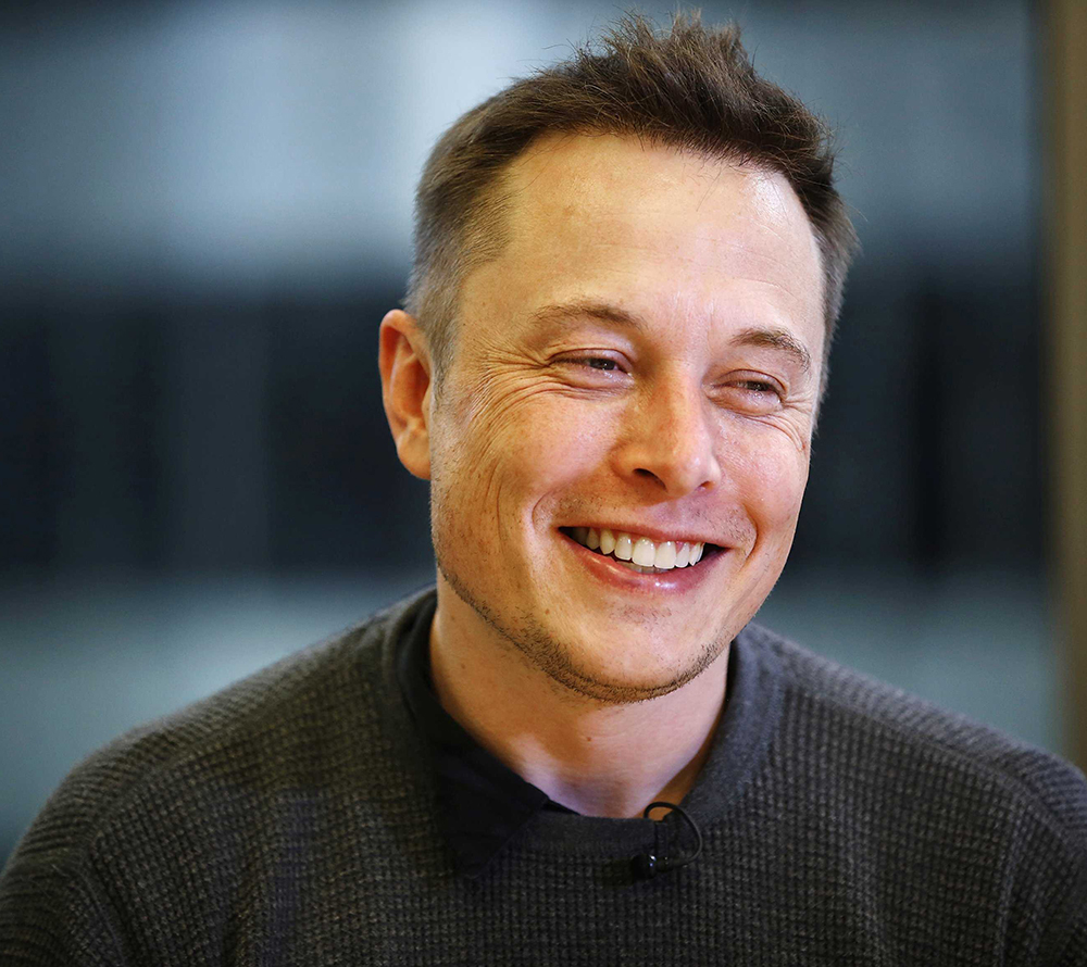 Elon Musk immigrated from Canada in 1992
