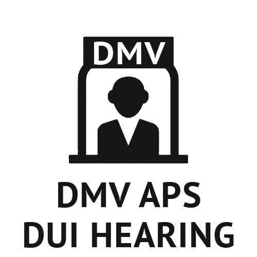 Copy of DMV APS Admin per se hearing lawyer. DMV License defence.