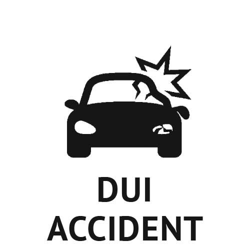 Copy of DUI with accident or property damage