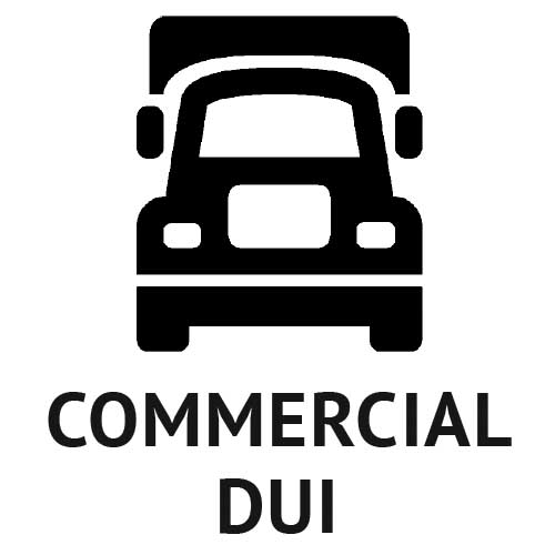 Commercial Driver License DUI in Huntington Beach