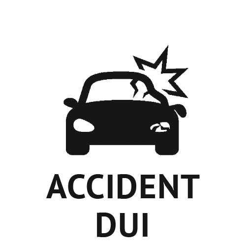 Avocat pour accident du DUI