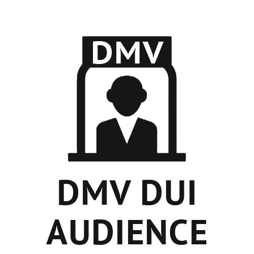 """Avocat pour l'audition de licence DMV """"Admin per se"""""""