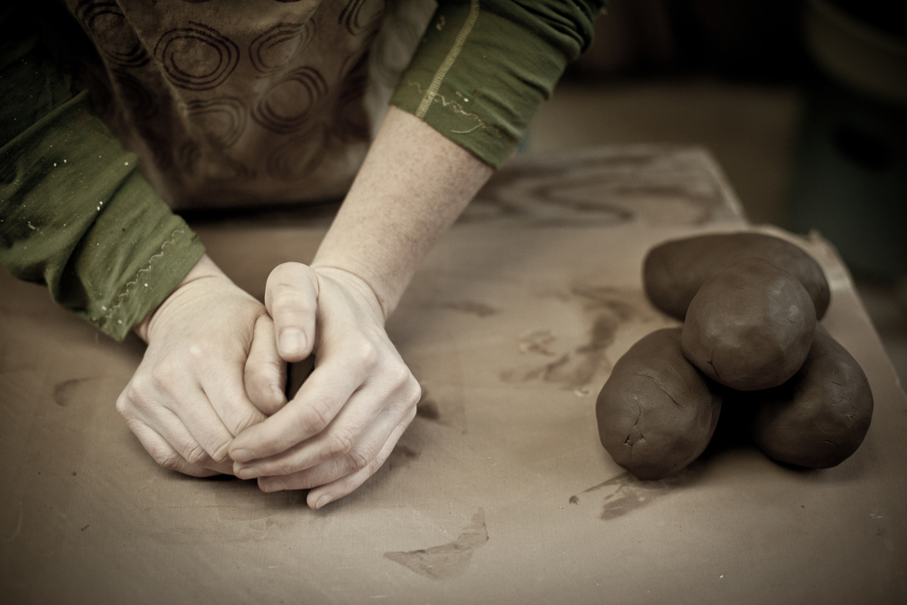 Come and get your hands dirty in the clay! Personal Pottery Parties are a great way to try out pottery and see if it's a hobby you'd like to pursue further. It's also a unique way to have fun with your friends!