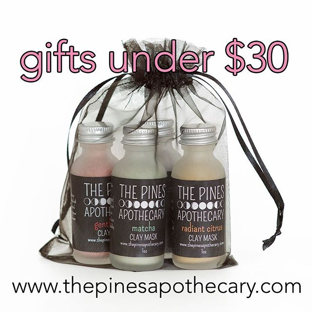 Happy Small Business Saturday! ❤️ #smallbusinesssaturday #shopsmall #thepinesapothecary #naturalskincare #indiebeauty #vegan #organic #naturalbeauty