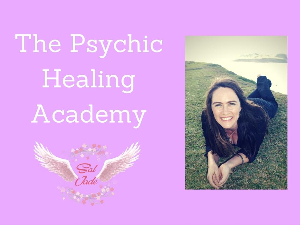 Psychic Courses — Sal Jade