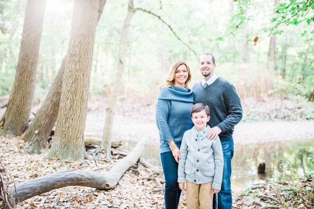 Fine Art Indianapolis Family Photographer