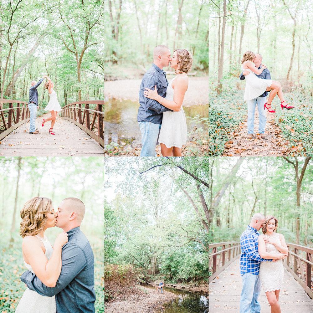 Fine Art Indianapolis Destination Wedding Photographer | Carmel, IN Engagement