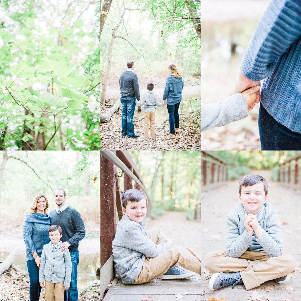 Fine Art Noblesville Family Photographer | Carmel, IN Fall Family Photography Session