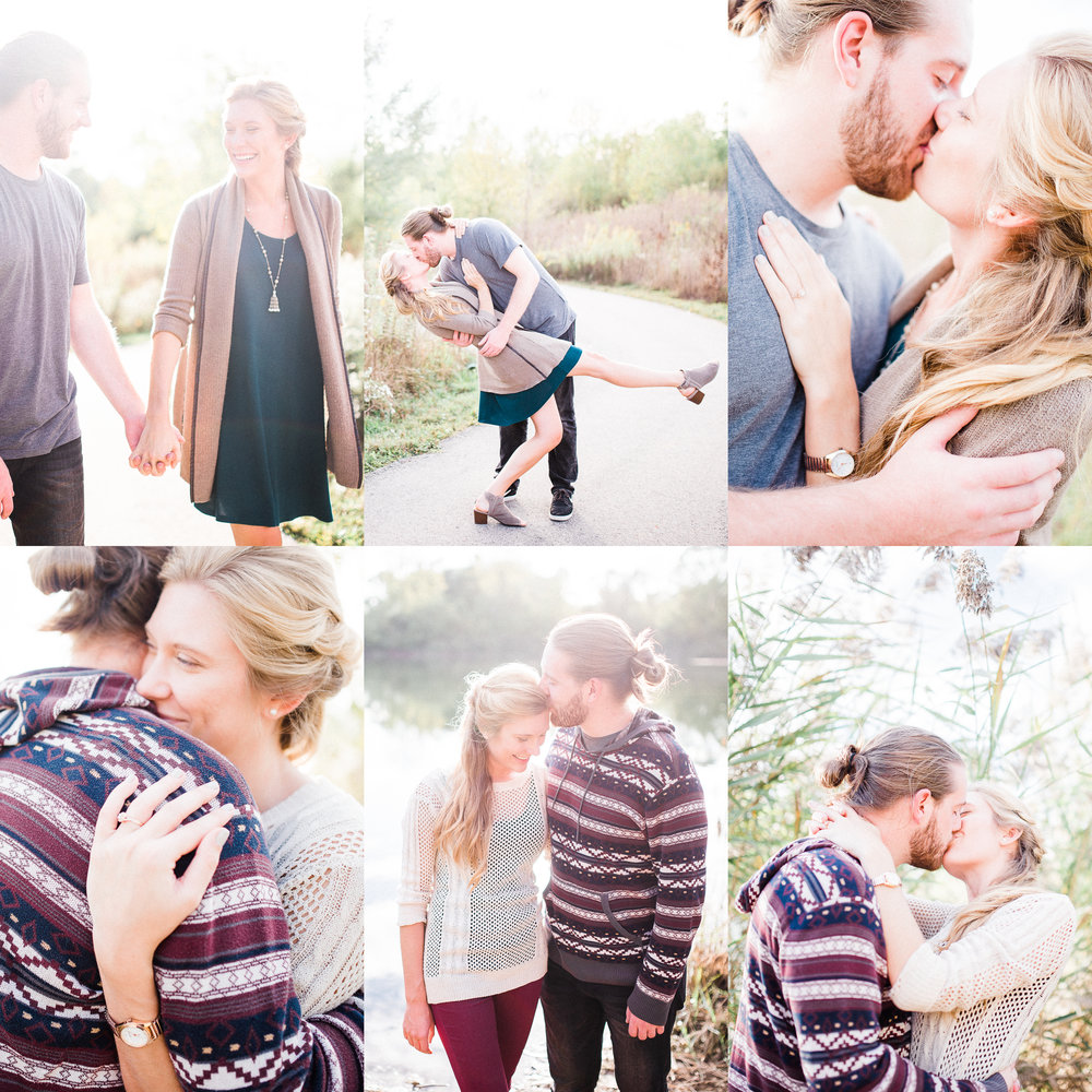 Fine Art Indianapolis Destination Wedding Photographer | Carmel, IN Engagement Photography Session