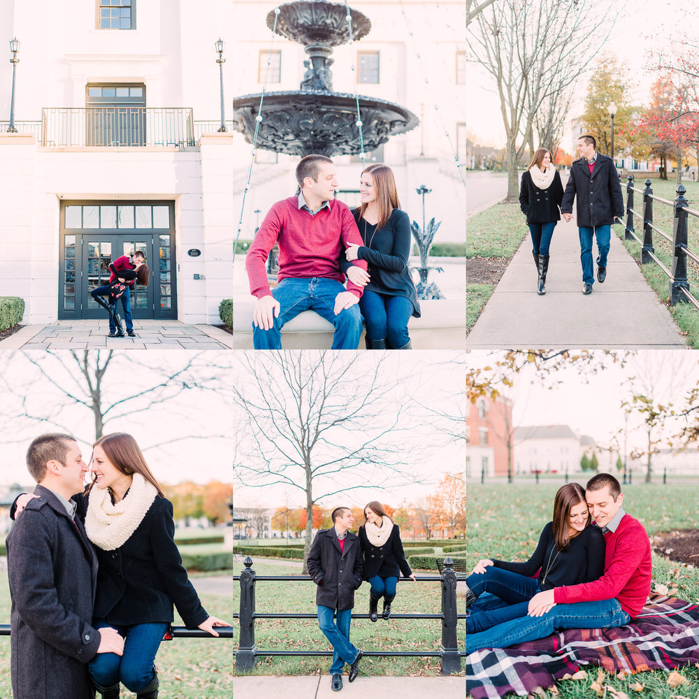 Fine Art Carmel IN Destination Wedding & Engagement Photographer