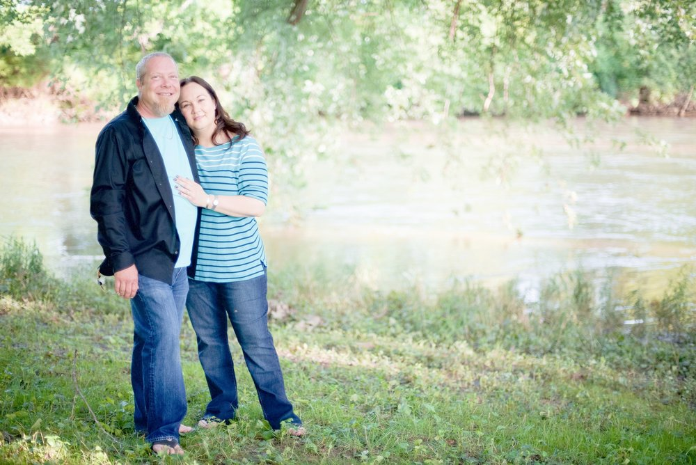 ANDREA  - My husband and I have few pictures of us together. I wanted something professional and Kat was our answer! We were so happy with our session. Kat made it fun and we enjoyed the experience tremendously. We will definitely recommend her to our friends and anyone needing a photographer! My husband, like a lot of guys, isn't into this kind of thing but did this for me. When we were looking through the pictures, he made several comments on how great they looked. THANK YOU KAT FOR SOME AMAZING MEMORIES!ANNIVERSARY