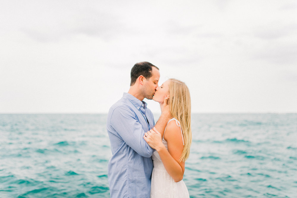 Jill + Matthew | Upscale City Engagement Photography Session on the Gold Coast Along Lake Michigan | Elopement & Destination Wedding Photographers | Chicago, IL