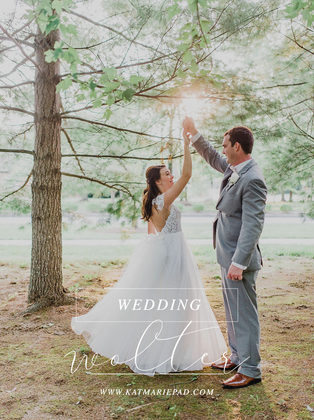 Casey + Alan | Romantic Summer Wedding | The Red Barn at Sycamore Farms - Terre Haute, IN | International Elopement & Destination Wedding Photographers in Indianapolis, IN