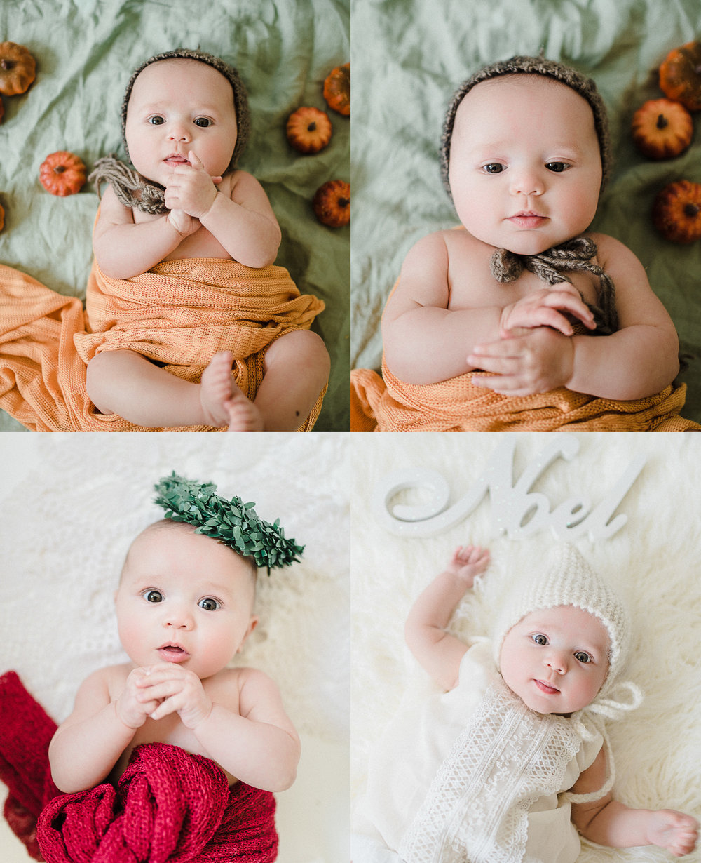 Paige | Fall & Winter Seasonal 3 Month Photography Session | Noblesville, IN
