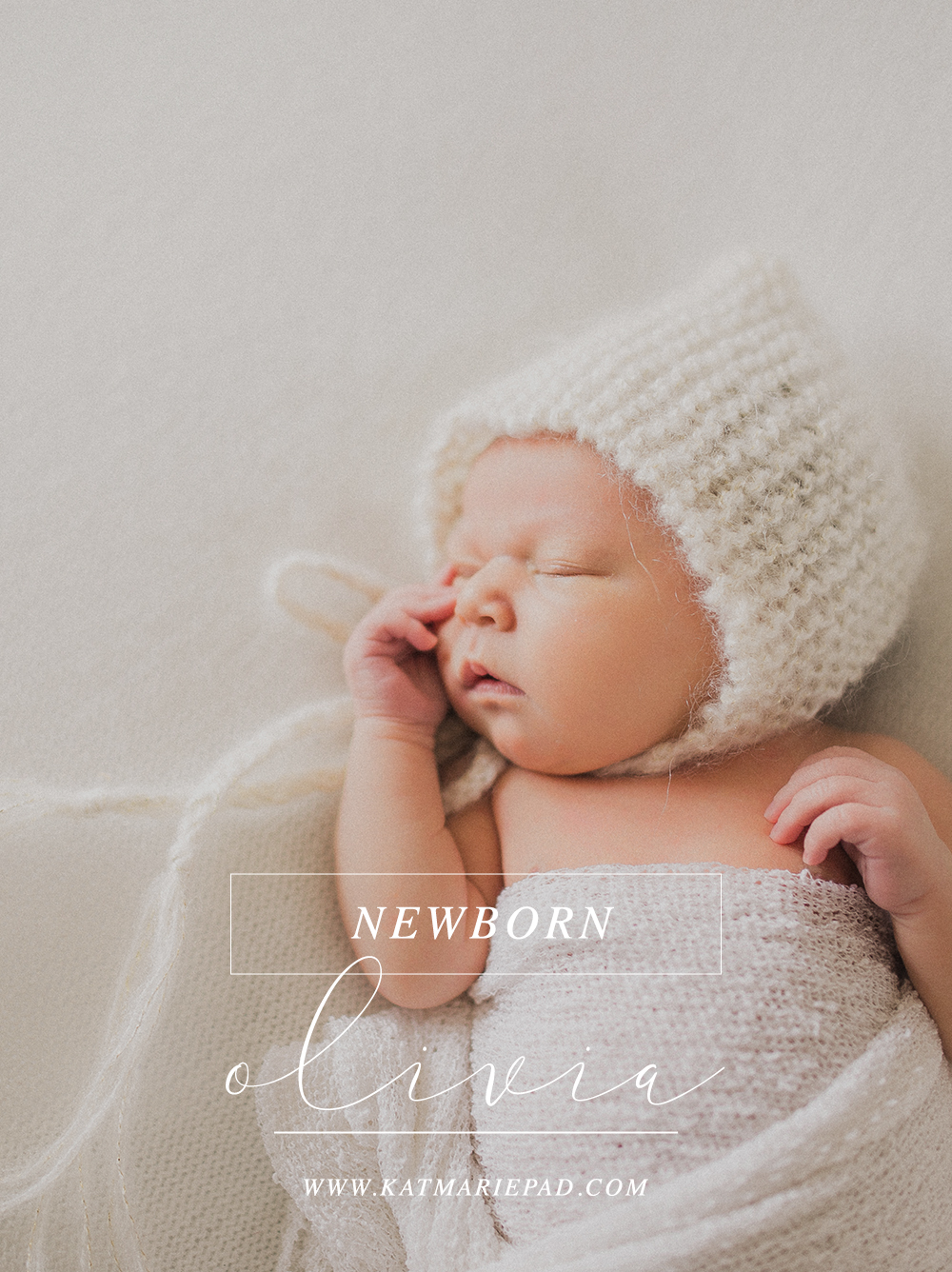 Olivia | Cozy & Bright Newborn Photography | Noblesville, IN