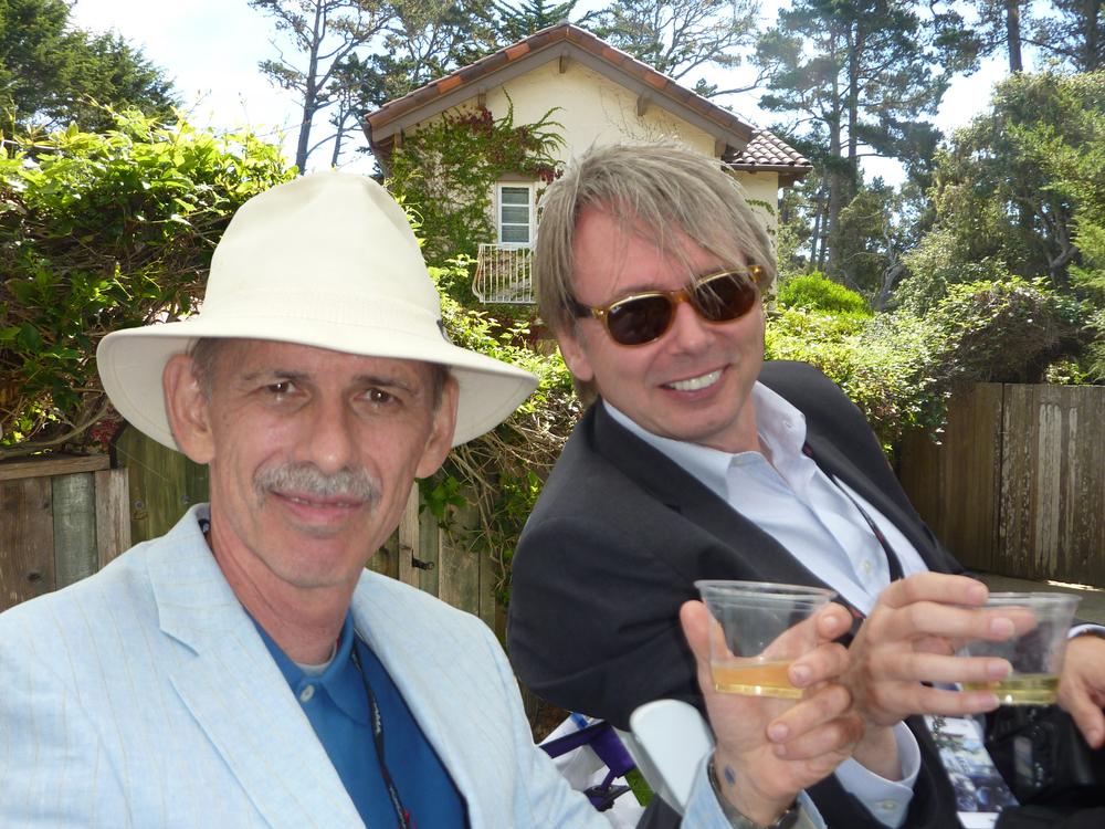 Steve Lary-Tex Otto (Host)