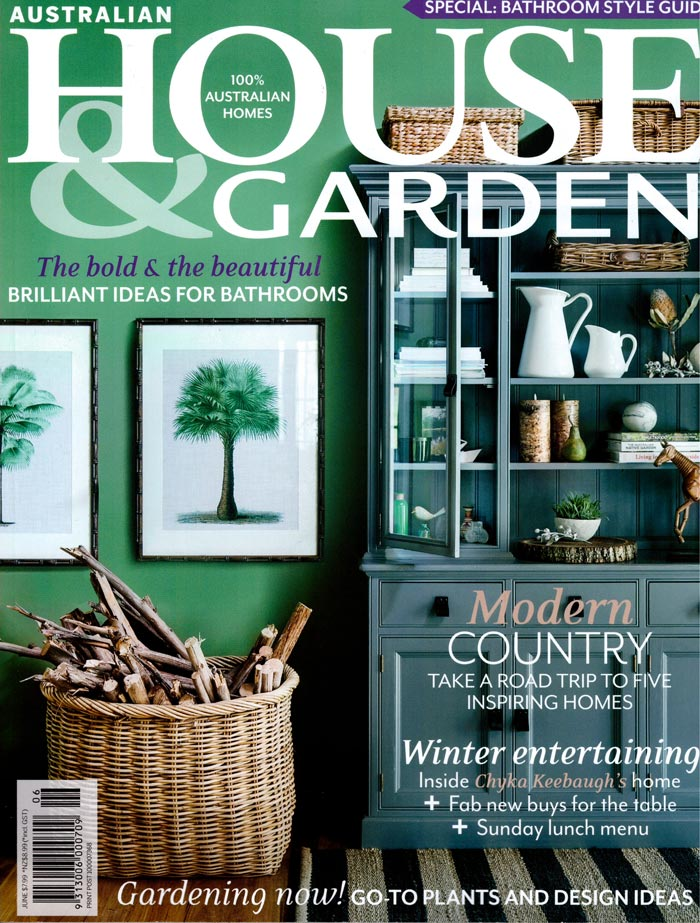 House & Garden June 2017 - Bathroom Special