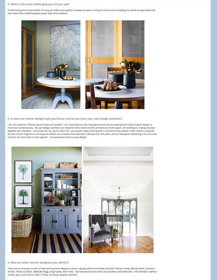 Lavender Hill Interiors | Interview