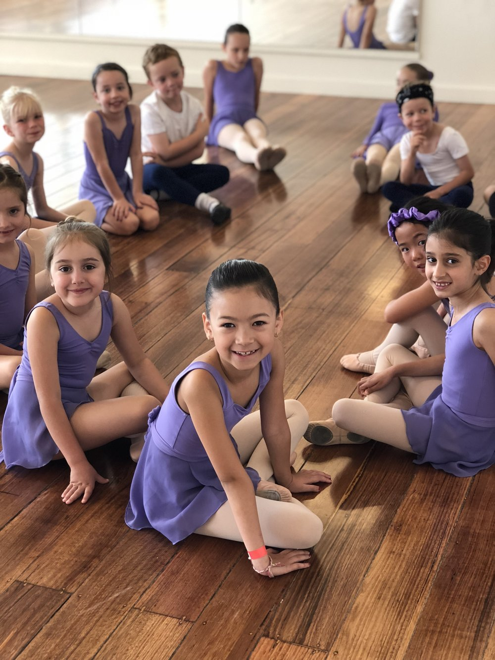 Brunswick School of Dance Online