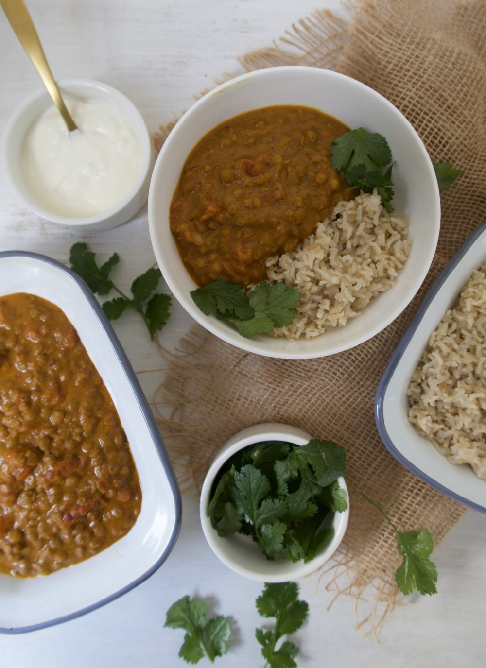 low FODMAP Dhal