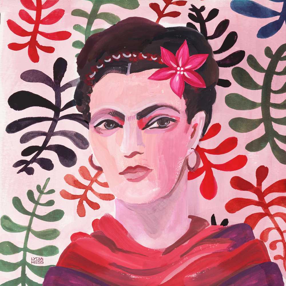 Homage to Frida Kahlo