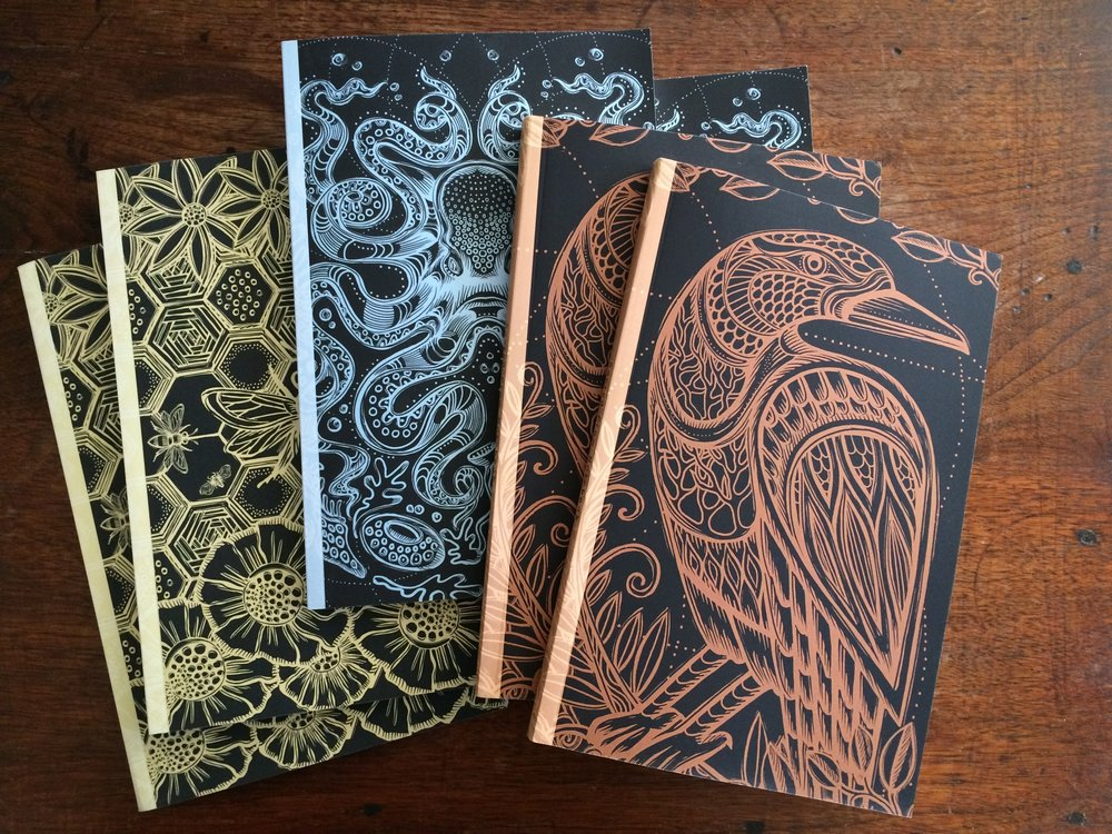 Sacred Notebooks | Journal | Sketchbooks