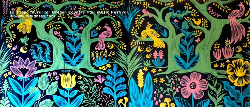 OCF Shady Grove Mural