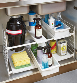 Under the Sink Storage from Container Store