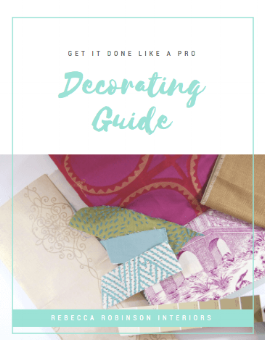 decorating guide