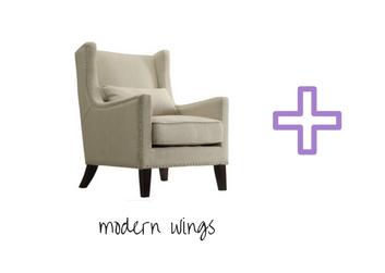 modern wings