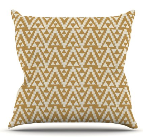 East Urban Home Pillow