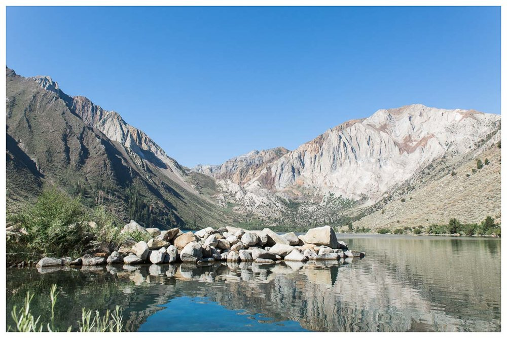 Convict Lake - Summer