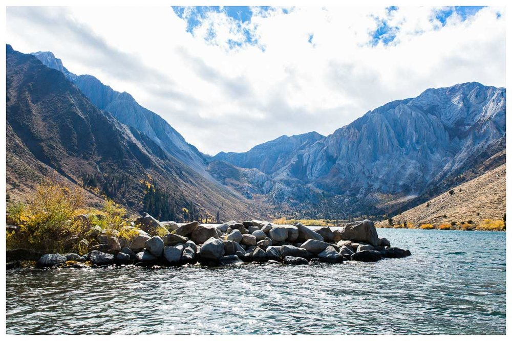 Convict Lake - Fall