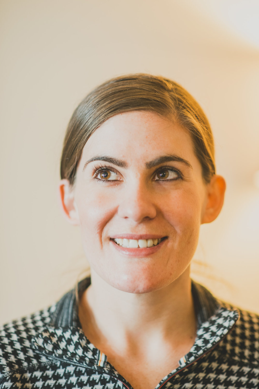 Sarah Jackson, founder and director of Casa de Paz.