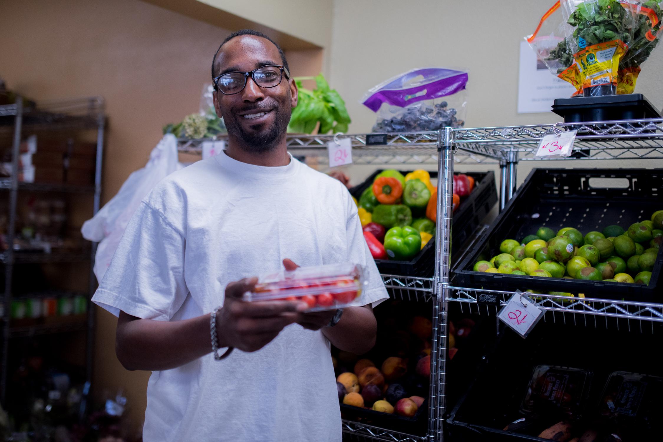 Denum Food Bank Denver