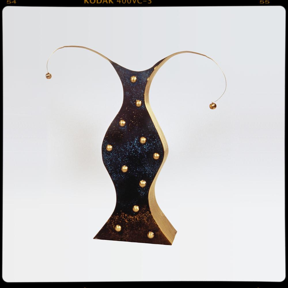 """Jester Vase"" 1998"