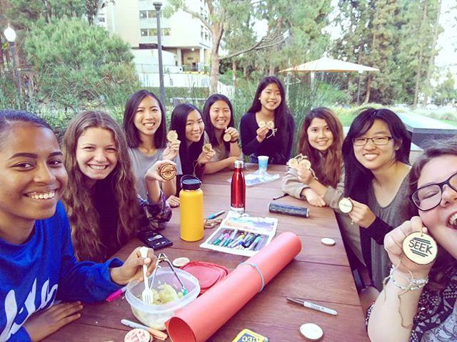 freshman girls lifegroup // setting spiritual goals #growth